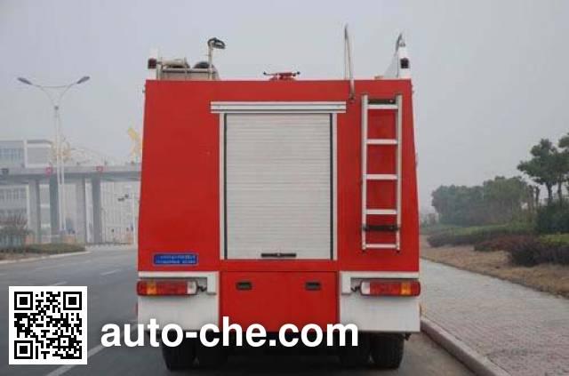 CIMC Tonghua THT5290GXFPM130 foam fire engine
