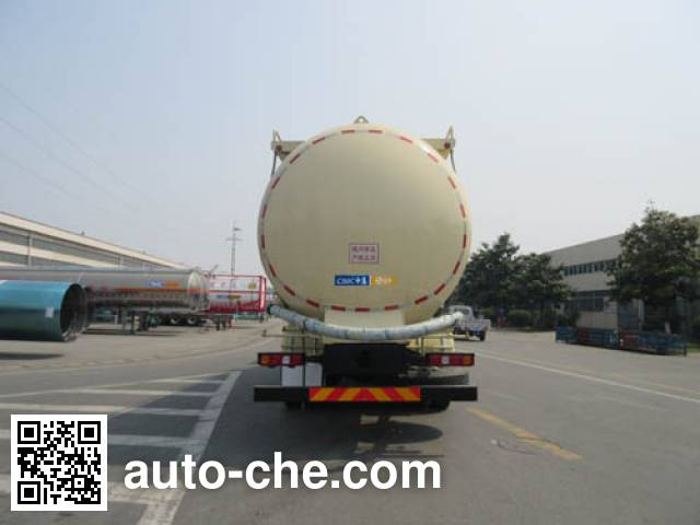 CIMC Tonghua THT5310GFLSX low-density bulk powder transport tank truck