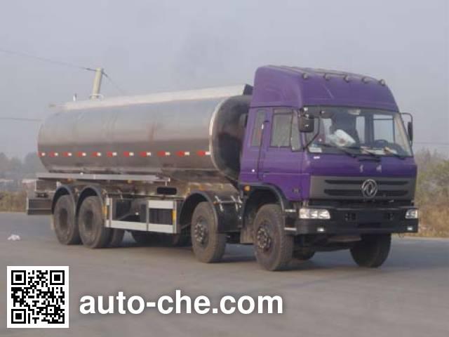 CIMC Tonghua THT5310GYS liquid food transport tank truck