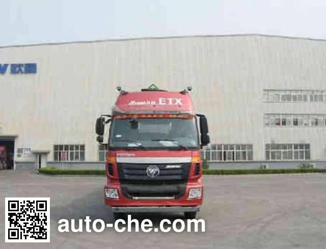 CIMC Tonghua THT5310GYYBJ oil tank truck