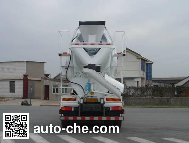 通华牌THT5312GJB11B混凝土搅拌运输车