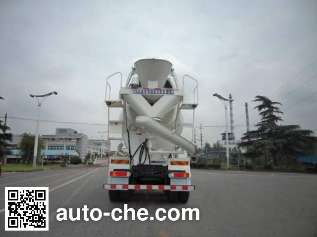 通华牌THT5315GJB11A混凝土搅拌运输车