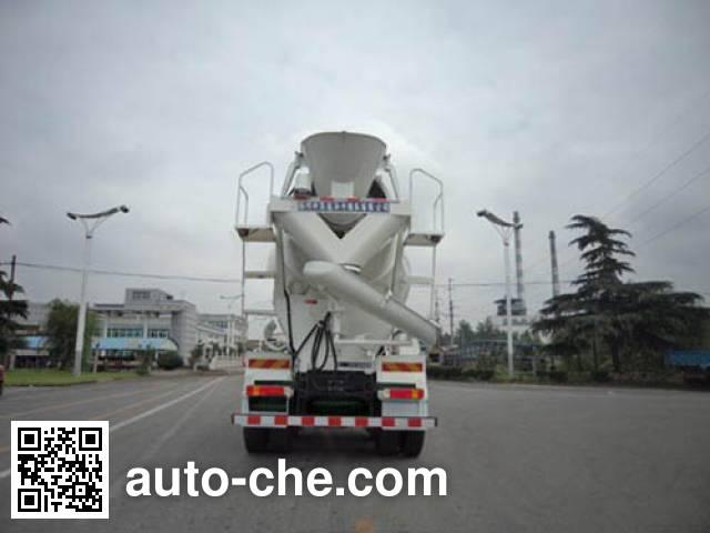 通华牌THT5315GJB11B混凝土搅拌运输车