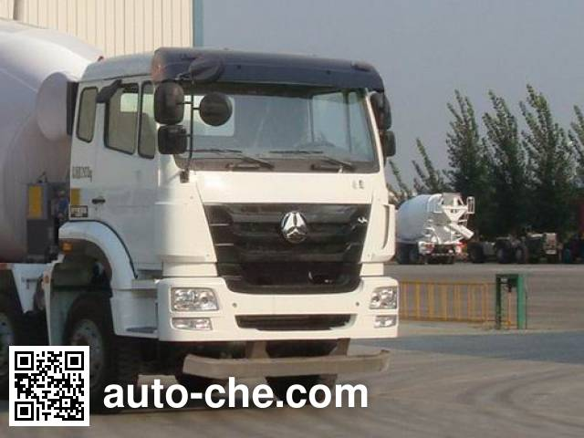 CIMC Tonghua THT5316GJB11C concrete mixer truck