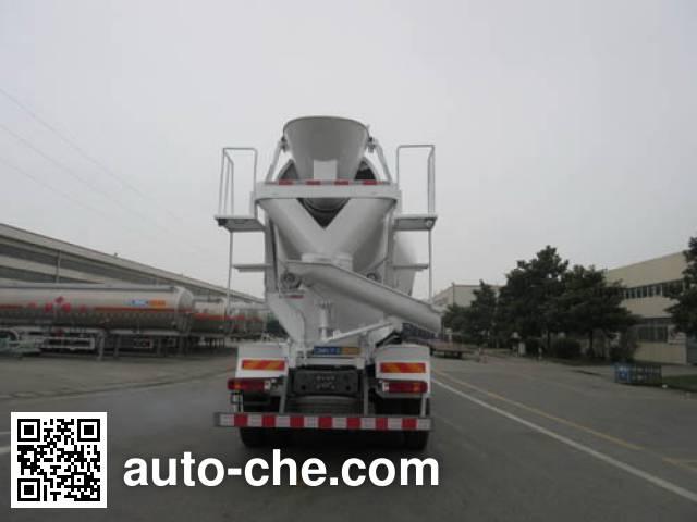 通华牌THT5316GJB13A混凝土搅拌运输车