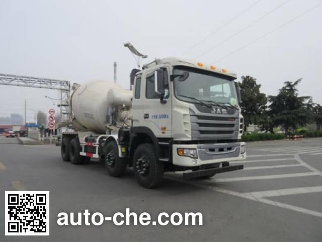 CIMC Tonghua THT5318GJB13A concrete mixer truck