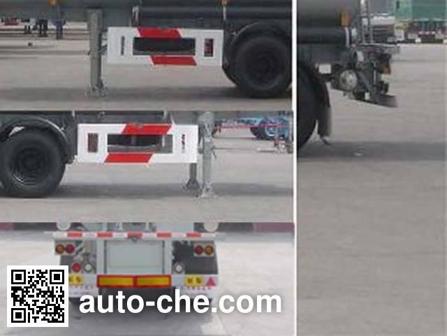 CIMC Tonghua THT9240GYY01 oil tank trailer