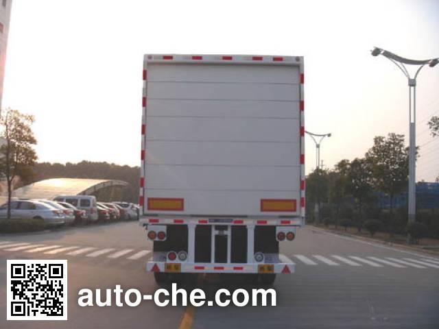 CIMC Tonghua THT9274XXYA box body van trailer