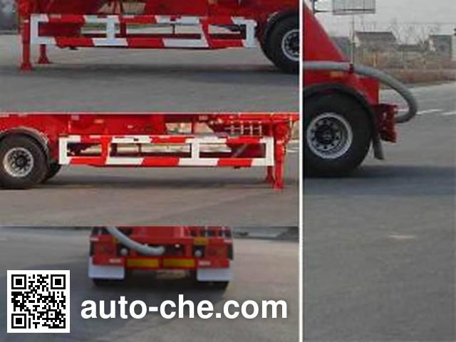 CIMC Tonghua THT9342GFL bulk powder trailer