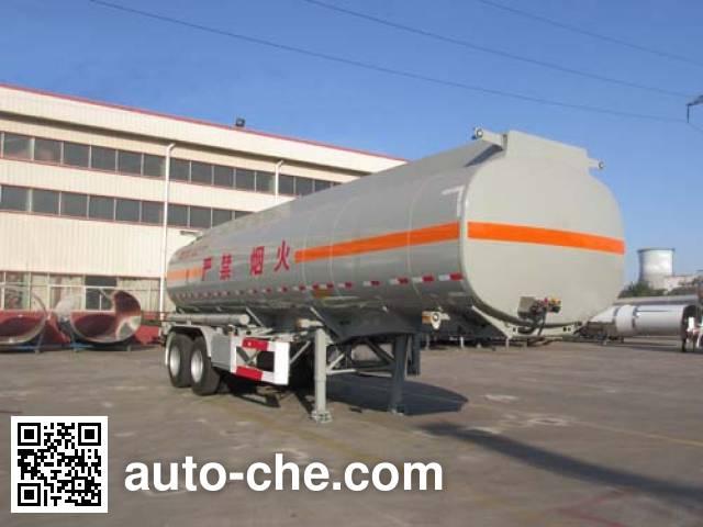 CIMC Tonghua THT9350GYYHA oil tank trailer