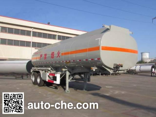 CIMC Tonghua THT9350GYYHB oil tank trailer