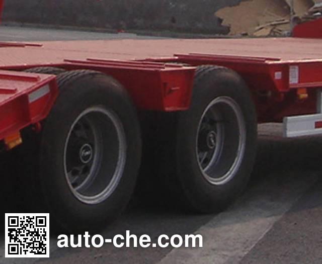 CIMC Tonghua THT9350TDP lowboy