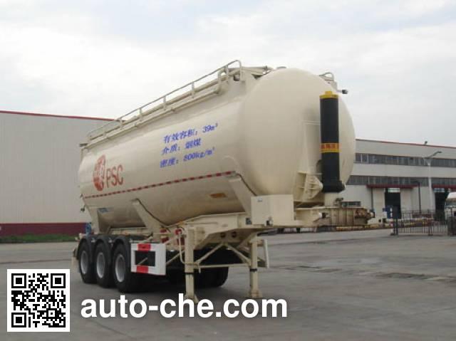 CIMC Tonghua THT9390GFLA medium density bulk powder transport trailer