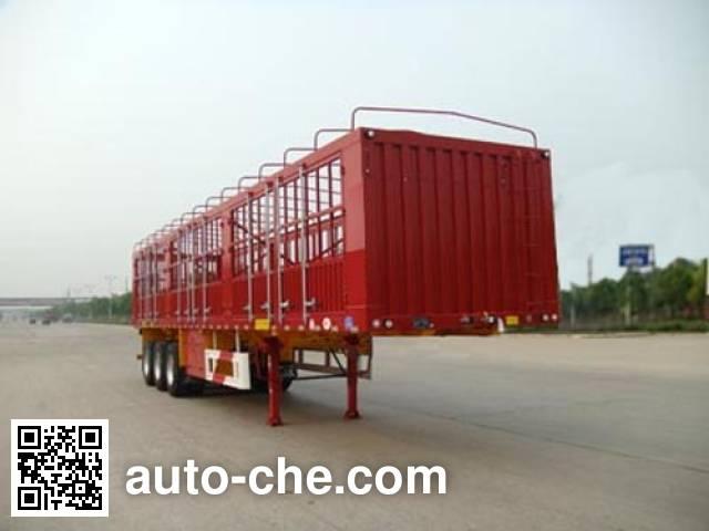 CIMC Tonghua THT9400CLX stake trailer
