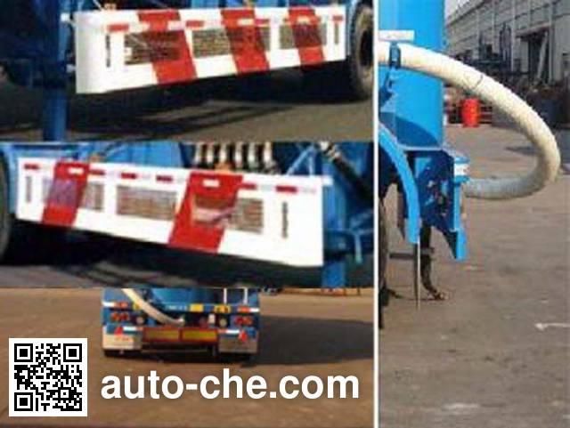 CIMC Tonghua THT9400GFL bulk powder trailer