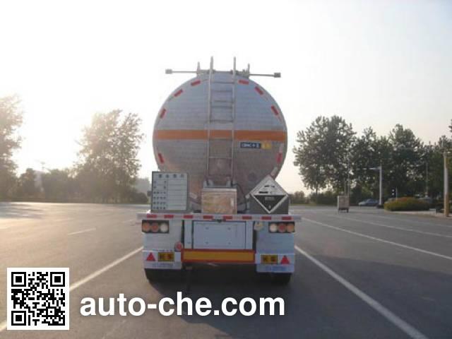 CIMC Tonghua THT9400GFWA corrosive materials transport tank trailer