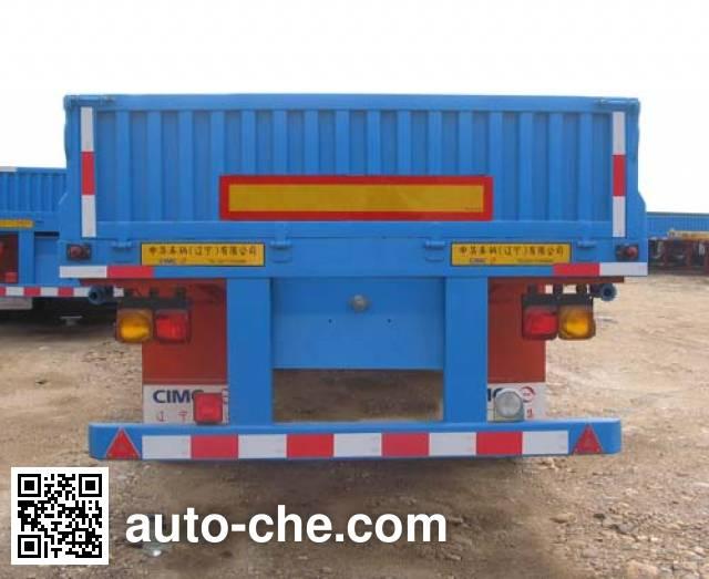 CIMC Tonghua THT9400L trailer