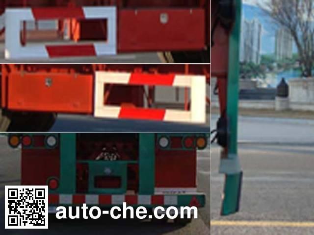 CIMC Tonghua THT9401CCYYK01 stake trailer