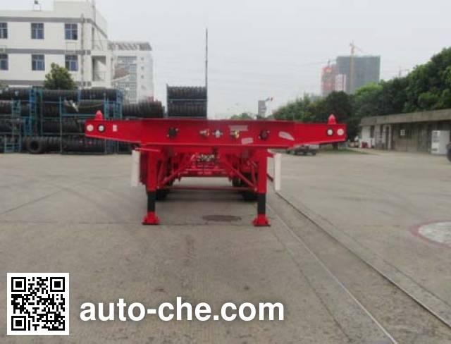 CIMC Tonghua THT9401TJZA01 container transport trailer