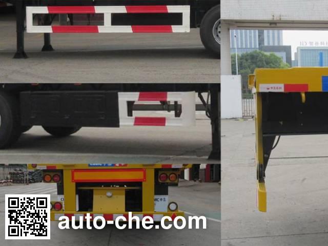 CIMC Tonghua THT9401TP flatbed trailer