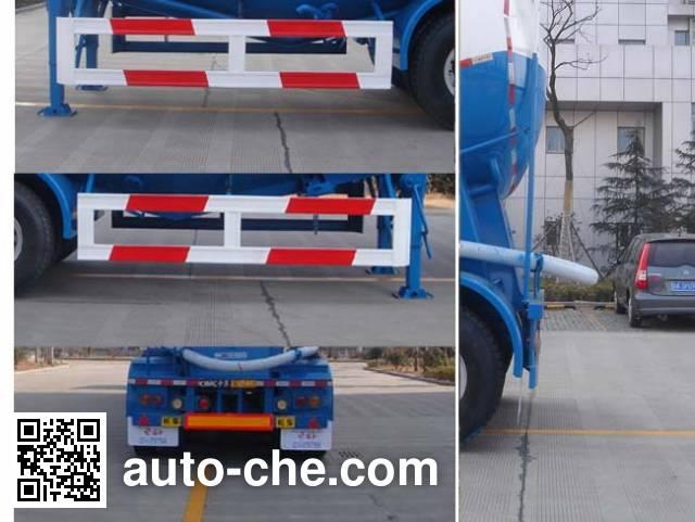 CIMC Tonghua THT9402GFLA medium density bulk powder transport trailer
