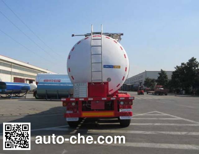 CIMC Tonghua THT9403GYSA liquid food transport tank trailer