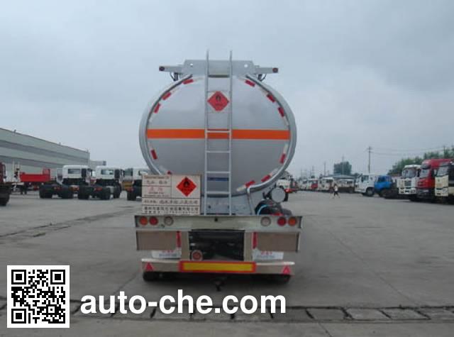 CIMC Tonghua THT9403GYYA oil tank trailer