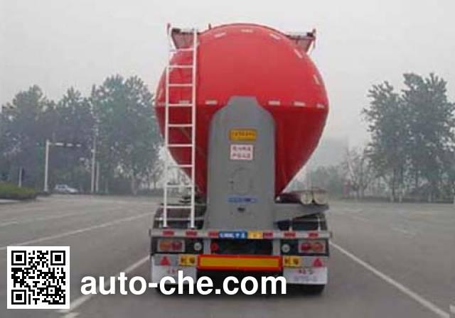 通华牌THT9404GFLA低密度粉粒物料运输半挂车