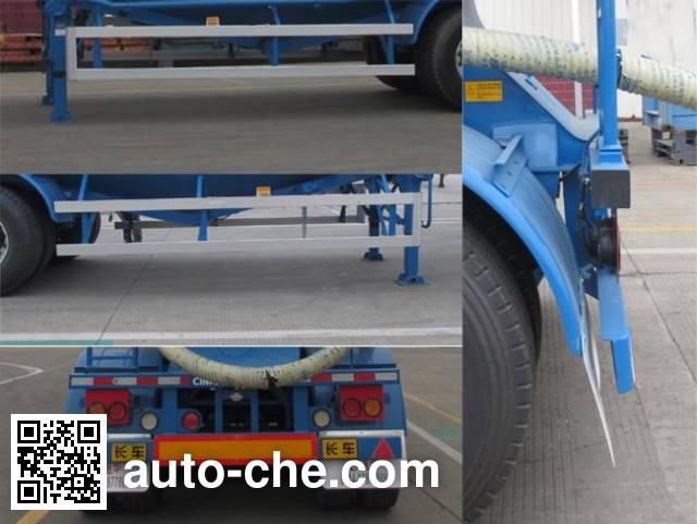 CIMC Tonghua THT9404GFLC low-density bulk powder transport trailer