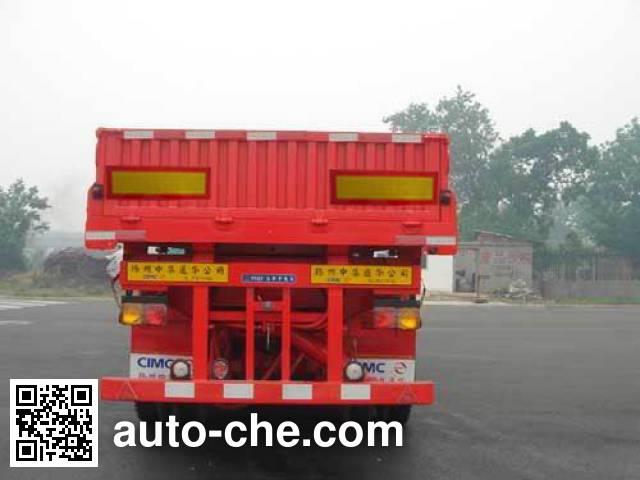 CIMC Tonghua THT9404ZZX dump trailer