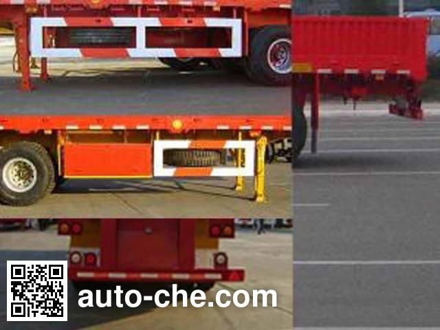 CIMC Tonghua THT9405 trailer