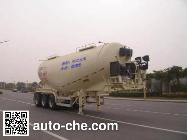 CIMC Tonghua THT9405GFLA low-density bulk powder transport trailer