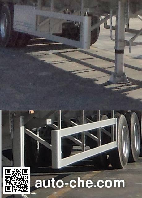 CIMC Tonghua THT9405XXY box body van trailer