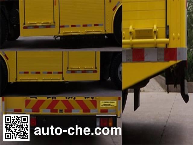 Liyi THY5100XLHW sideway force coefficient routine investigation machine (SCRIM)