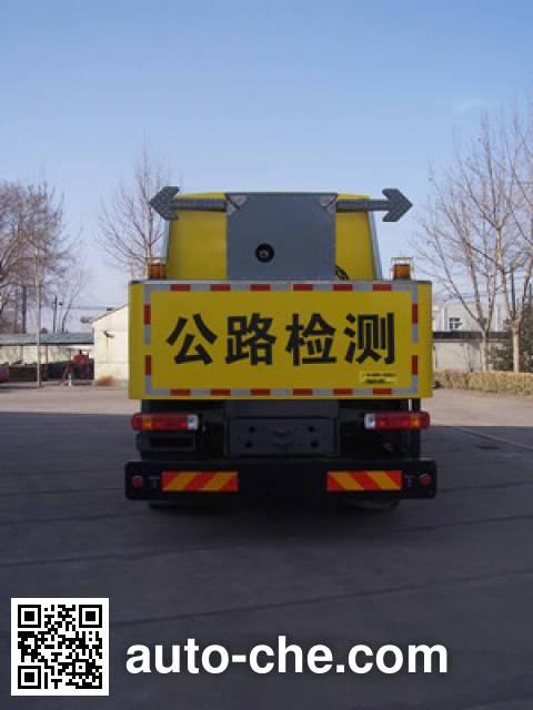 Liyi THY5153TLJH road testing vehicle