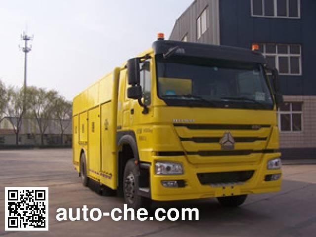 Liyi THY5162TLJH road testing vehicle