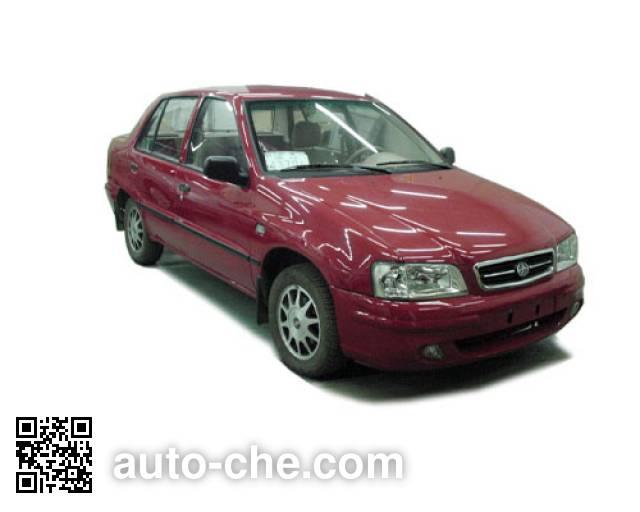 FAW Xiali TJ7101AUM dual-fuel car