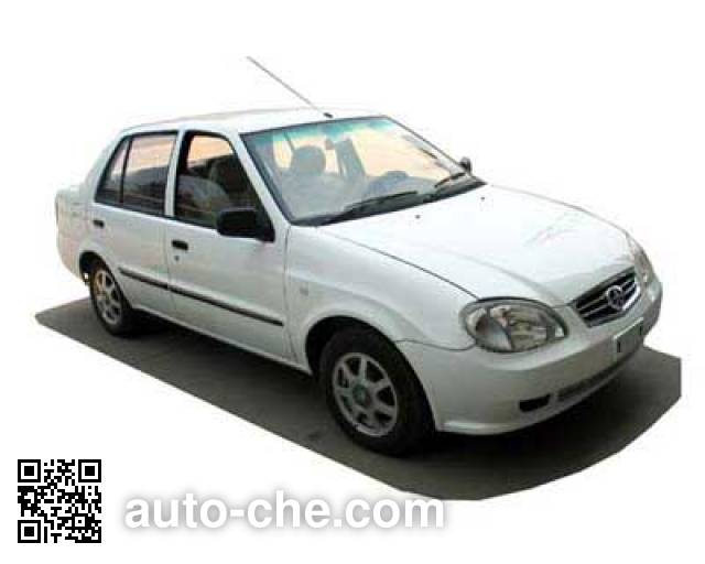 FAW Xiali TJ7101BUN dual-fuel car
