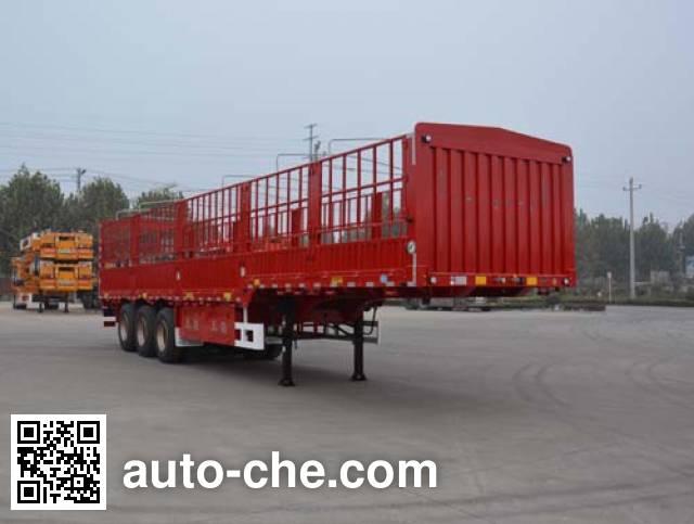 Tianjun Dejin TJV9380CCYF stake trailer