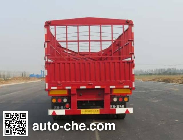 Tianjun Dejin TJV9401CCYD stake trailer