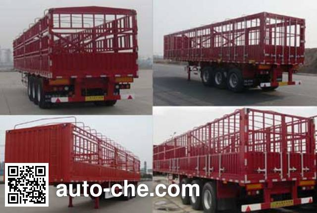 Tianjun Dejin TJV9402CCYD stake trailer