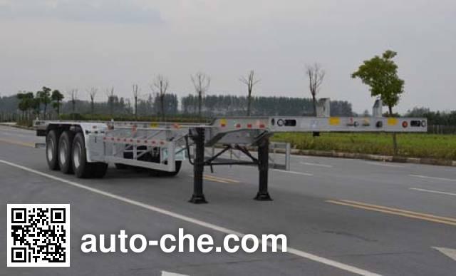 Tianjun Dejin TJV9405TJZG container transport trailer