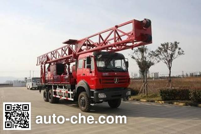 天明牌TM5251TZJ钻机车