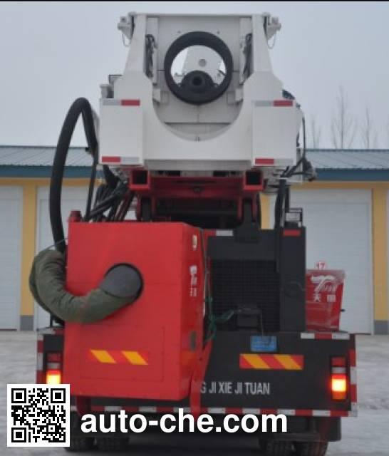 天明牌TM5480TZJ钻机车