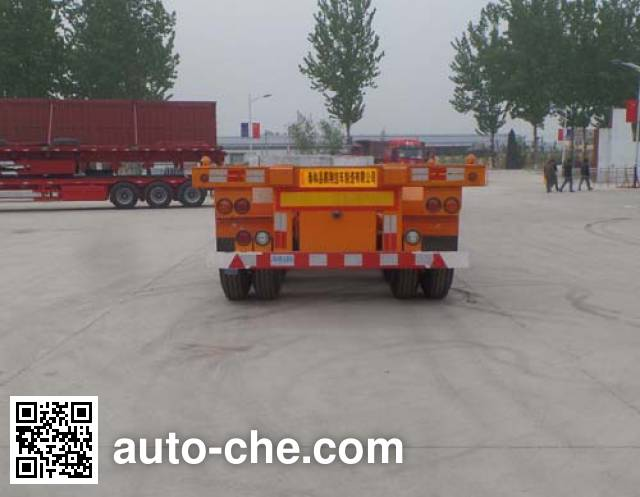 Penghe TPX9401TJZ container transport trailer
