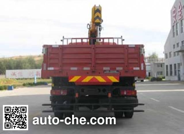 Tieyun TQC5142JSQ truck mounted loader crane