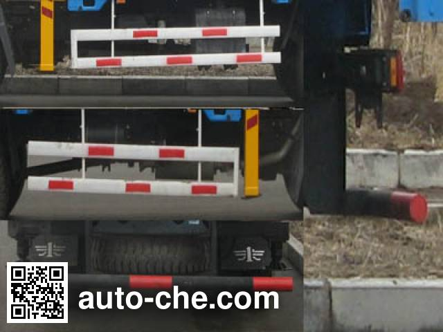 Tieyun TQC5161JSQJ truck mounted loader crane