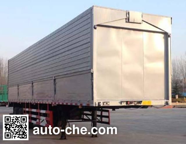 Tuqiang TQP9350XYK wing van trailer