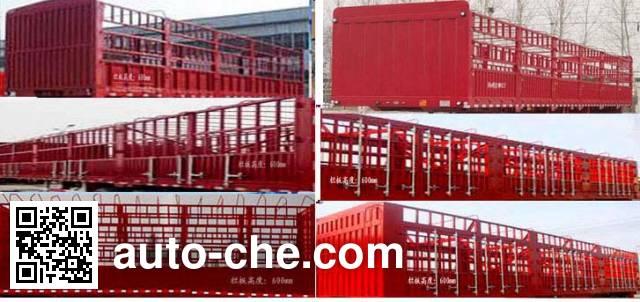 Tuqiang TQP9381CCY stake trailer