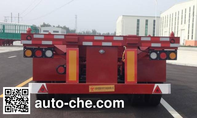Tuqiang TQP9400TJZ container transport trailer